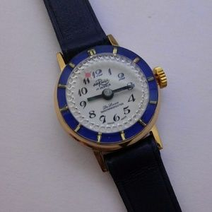 (N.I.B) Vintage All Riise Swiss Watch